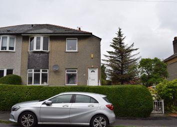 Thumbnail 3 bed flat for sale in 90 Burnfoot Drive, Hillington, Glasgow