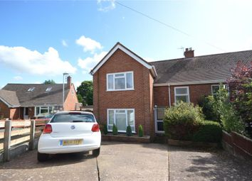 Thumbnail 3 bed semi-detached house for sale in Lower Kings Avenue, Exeter, Devon