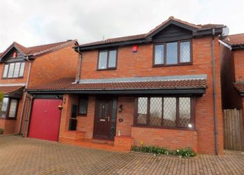 Thumbnail 4 bed detached house to rent in Bishops Way, Four Oaks, Sutton Coldfield