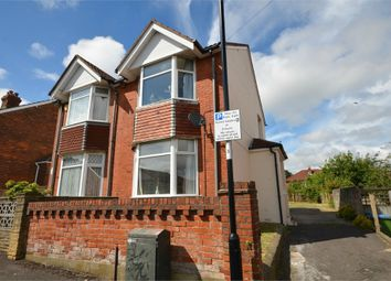 Thumbnail 4 bedroom semi-detached house to rent in Kitchener Road, Portswood, Southampton, Hampshire