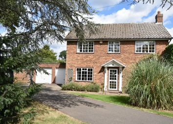 Thumbnail 4 bed detached house for sale in Childs Hall Close, Bookham, Leatherhead