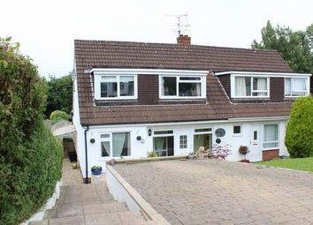 Thumbnail 4 bed semi-detached house for sale in Dukes Orchard, Bradninch, Exeter