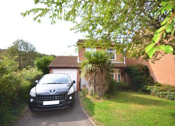 Thumbnail 3 bed detached house to rent in Lindsey Close, Wokingham
