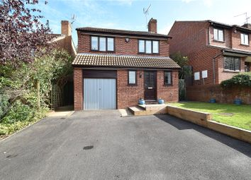 Thumbnail 3 bed detached house for sale in Yew Tree Hill, Droitwich, Worcestershire