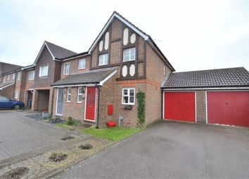 Thumbnail 2 bed end terrace house for sale in Blackdown Close, Stevenage, Herts