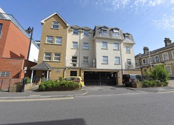 Thumbnail 2 bed flat to rent in Fox Lane North, Chertsey