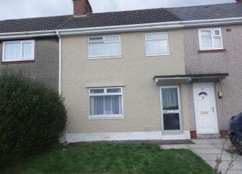 Thumbnail 3 bedroom terraced house for sale in Bond Avenue, Penyfan, Llanelli