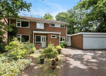 Thumbnail 4 bed detached house for sale in Hursley Road, Chandler's Ford, Hampshire