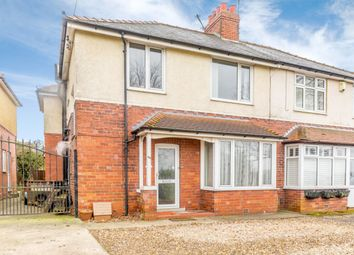 Thumbnail 4 bed semi-detached house for sale in Wetherby Road, York, York