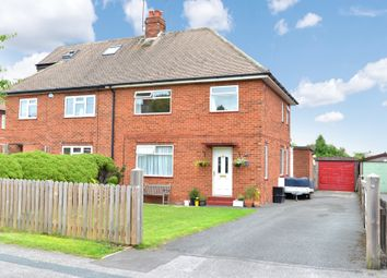 Thumbnail 3 bed semi-detached house for sale in Ash Road, Harrogate