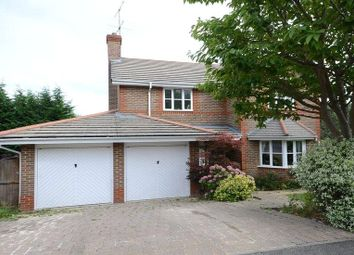 Thumbnail 4 bedroom detached house for sale in Wilsford Close, Lower Earley, Reading