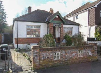 Thumbnail 3 bedroom bungalow to rent in The Crescent, Loughton, Essex
