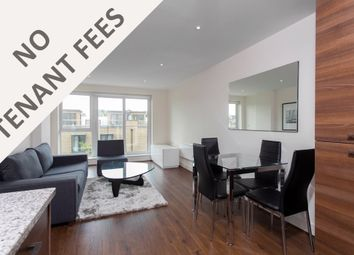 Thumbnail 2 bedroom flat to rent in Bromyard Avenue, London