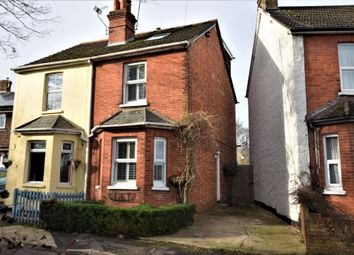 Thumbnail 3 bed semi-detached house for sale in Ship Alley, Farnborough