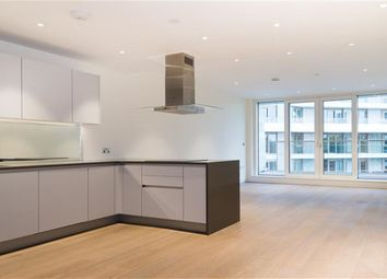 Thumbnail 3 bed flat to rent in Cascade Court, Sopwith Way, Battersea, London