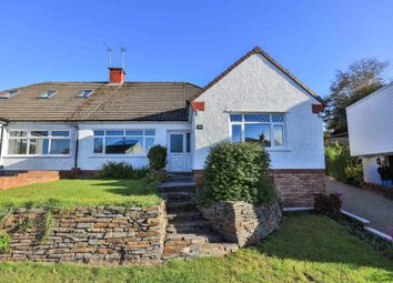 Thumbnail 2 bed semi-detached bungalow for sale in Everest Avenue, Llanishen, Cardiff