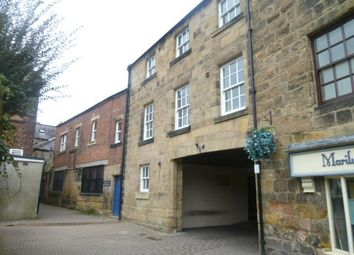 Thumbnail 2 bed flat to rent in Bow Alley, Alnwick, Northumberland