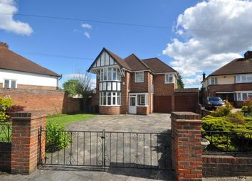 Thumbnail 4 bedroom detached house to rent in Eastcote Road, Pinner, Middlesex