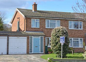 Thumbnail 3 bed semi-detached house for sale in Belmont Lane, Chislehurst