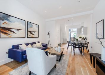 Thumbnail 3 bedroom flat for sale in Brownswood Road, London