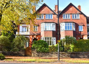 Thumbnail 4 bed flat for sale in Leeds Road, Harrogate