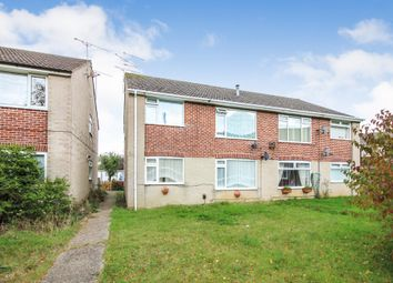 Thumbnail 2 bed flat for sale in Furzey Road, Poole