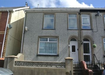 Thumbnail 3 bed end terrace house for sale in Gladstone Terrace, Blaenavon, Pontypool, Torfaen