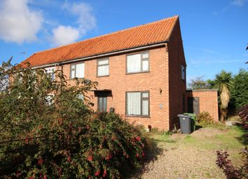 Thumbnail 3 bed semi-detached house for sale in Hyrn Close, Martham, Great Yarmouth