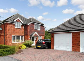 Thumbnail 4 bed detached house for sale in Molloy Road, Shadoxhurst, Ashford, Kent