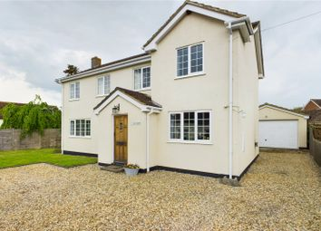 Thumbnail 4 bed detached house for sale in Royston Road, Litlington, Royston