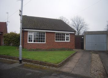Thumbnail 2 bed bungalow to rent in Alexandra Street, Thurmaston