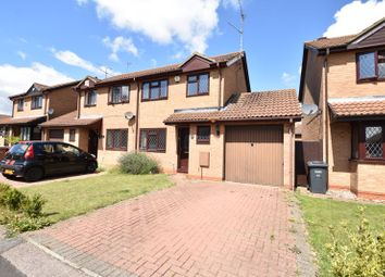 Thumbnail 3 bed semi-detached house for sale in Dexter Close, Luton