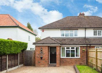 3 bed semi-detached house for sale in Rogers Lane, Stoke Poges, Buckinghamshire SL2