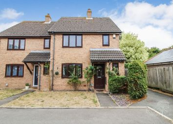 Thumbnail 3 bed semi-detached house for sale in The Turnery, Thatcham