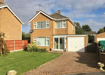 Thumbnail 3 bed detached house for sale in Glen Drive, Boston, Lincs, England