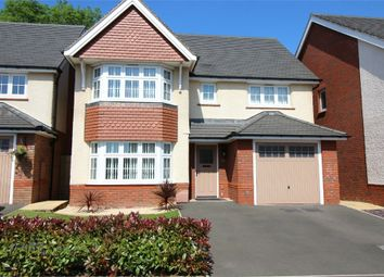 Thumbnail 4 bed detached house for sale in Coed Y Felin, New Inn, Pontypool, Torfaen