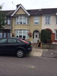 Thumbnail 4 bed terraced house to rent in Hurstbourne Gardens, Barking