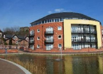 Thumbnail 2 bed flat to rent in Park Wharf, Nottingham