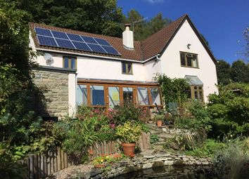 Thumbnail 4 bed detached house for sale in Botany Bay, Near Chepstow, Monmouthshire