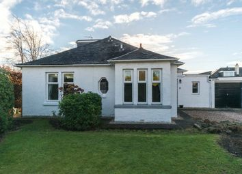 Thumbnail 3 bedroom bungalow for sale in House O'hill Row, Blackhall, Edinburgh