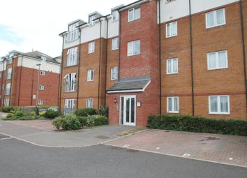 Thumbnail 2 bed flat for sale in Stokers Close, Dunstable, Bedfordshire