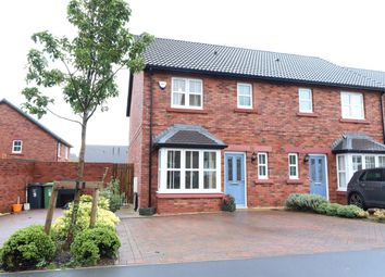 Thumbnail 3 bed semi-detached house for sale in Goodwood Drive, The Ridings, Durdar, Carlisle