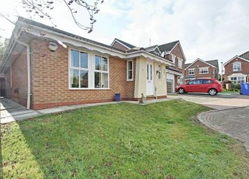 Thumbnail 3 bed detached bungalow for sale in Tranby Park Meadows, Hessle