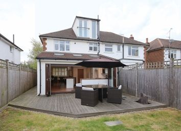Thumbnail 4 bed semi-detached house for sale in Reynolds Lane, Southborough, Tunbridge Wells