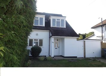 Thumbnail 3 bed semi-detached house to rent in Dixons Hill Road, Welham Green, Hatfield