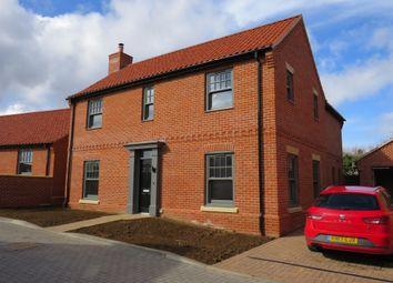 Thumbnail 4 bed detached house for sale in Water Lane, Mundesley, Norwich
