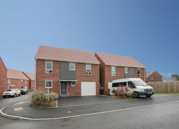 Thumbnail 4 bed detached house for sale in Staddle Stone Road, Exeter