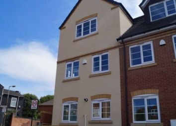 Thumbnail 4 bed town house to rent in Tame Road, Tipton
