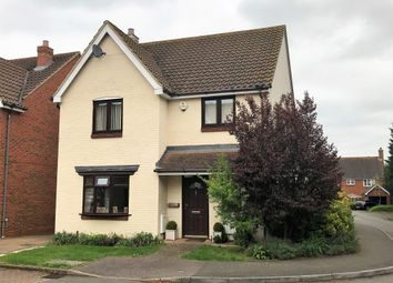 Thumbnail 4 bed detached house for sale in The Rickyard, Lower Shelton