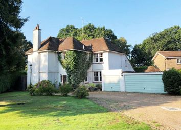 Thumbnail 4 bed detached house for sale in Woodland Avenue, Cranleigh